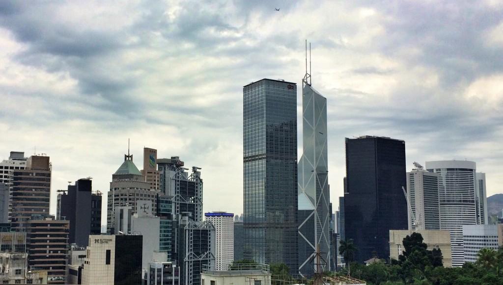 Skyline Hong Kong Banks